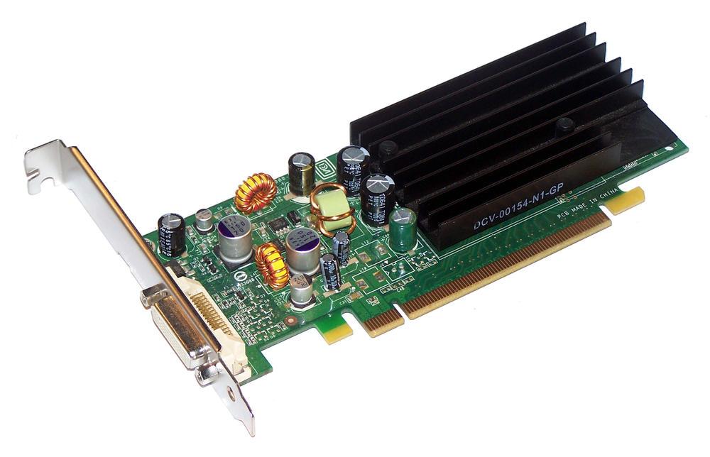 Dell DH261 Quadro NVS285 128MB PCIe Graphics Card   Standard Bracket 0DH261